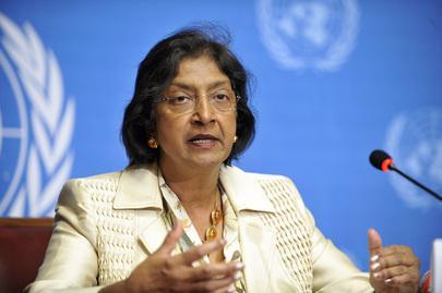 Intervento di Navanethem Pillay, Alto Commissario delle Nazioni Unite per i Diritti Umani, alla Conferenza di revisione di Durban, 2009.