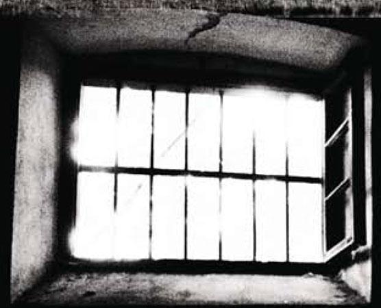 Finestra di una prigione