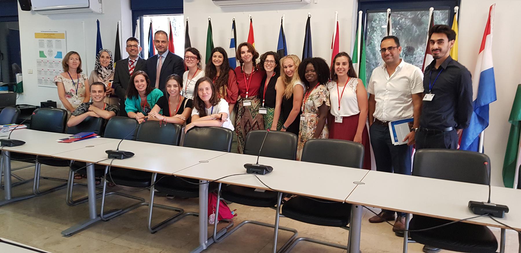 Learning by Experience: viaggio studio in Israele e Palestina dei laureati magistrali in in HRG (16-25 luglio 2019)