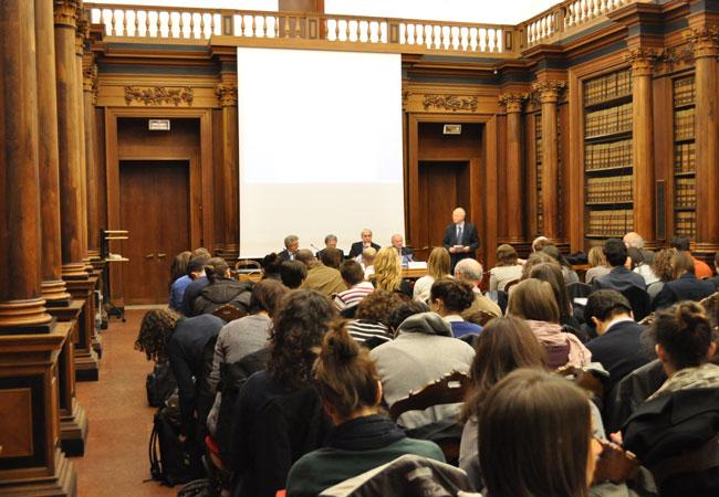 "Workshop ""Education to intercultural dialogue"", University of Padua, 22-23 March 2011"