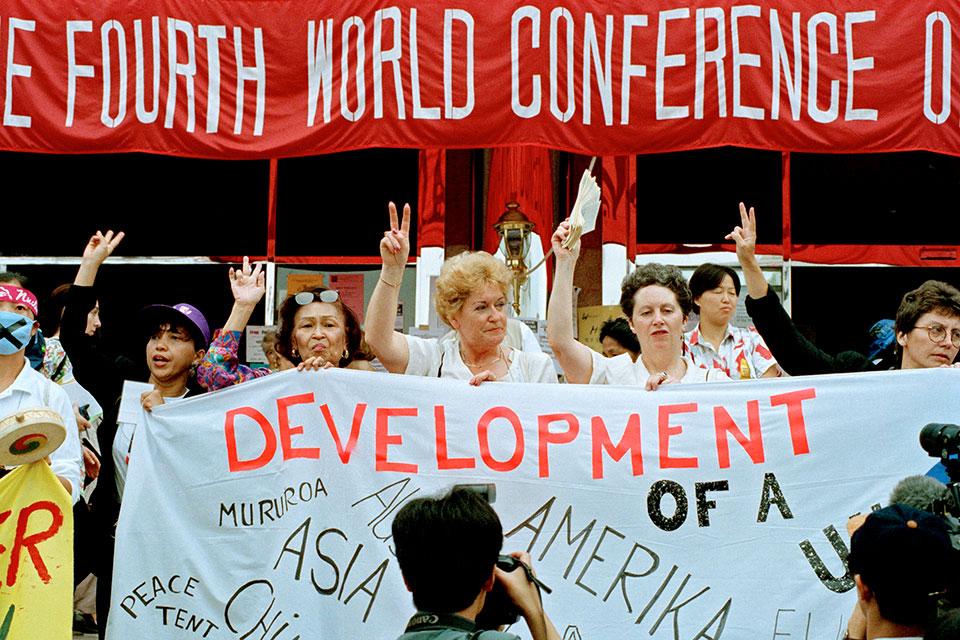 25 anniversario della conferenza di Pechino