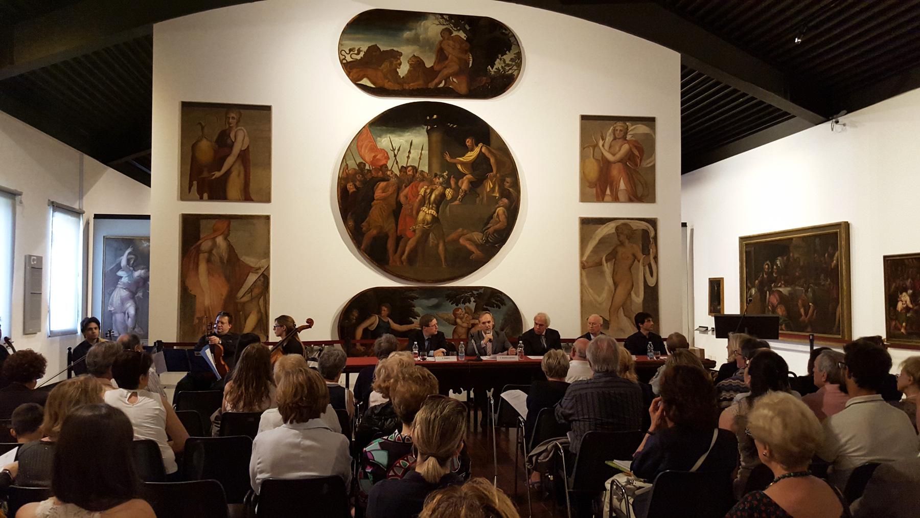 Indirizzi di saluto, Flavio Rodeghiero, Assessore alla Cultura, Comune di Padova
