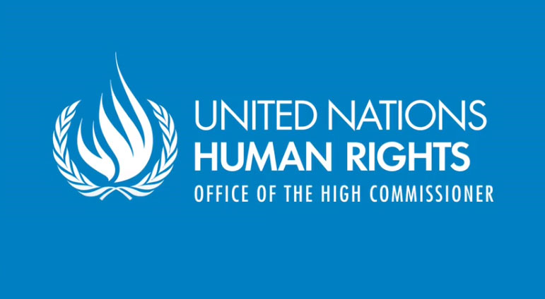 Office of the High Commissioner for Human Rights logo