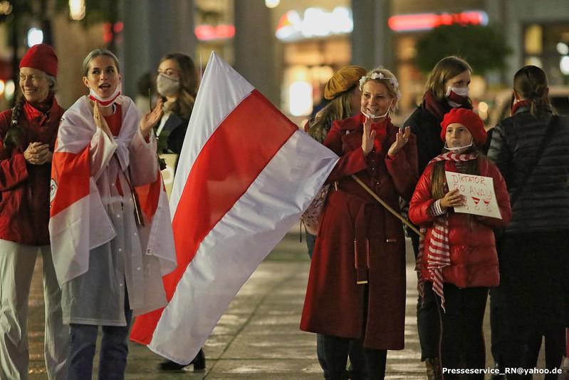 Protesti in Bielorussia 2020
