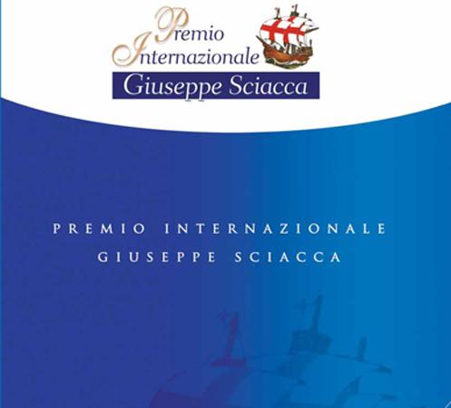 Premio Giuseppe Sciacca, Brochure, 2010