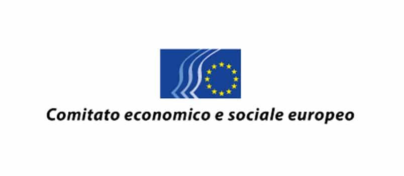 Logo Comitato economico e sociale europeo CESE