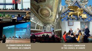 The European Commission for Democracy through Law - better known as the Venice Commission