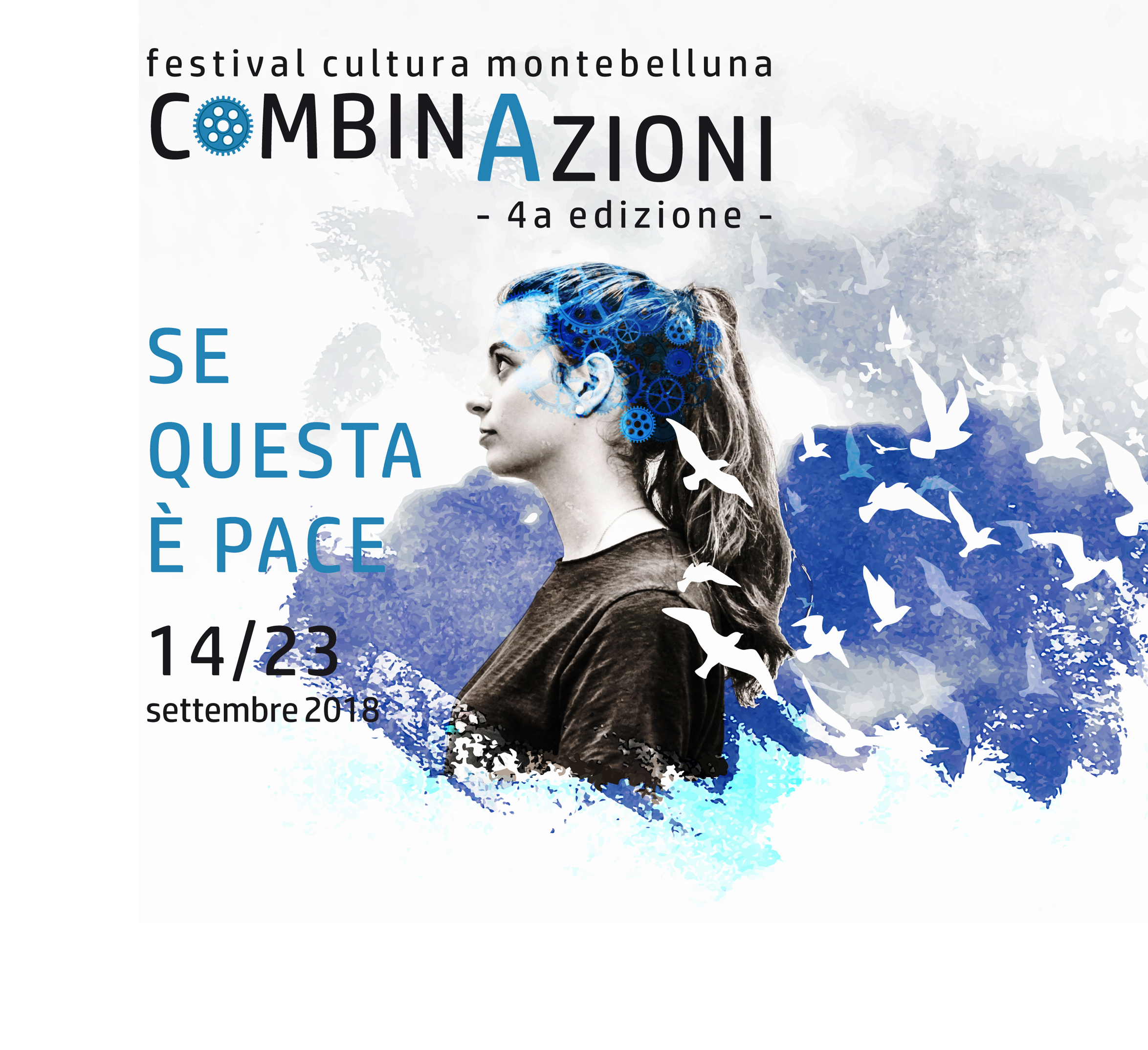 Festival CombinAzioni 2018, Montebelluna