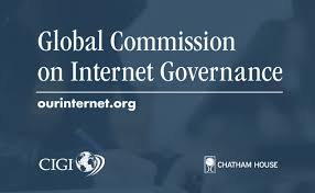 Logo Commissione sulla Global governance