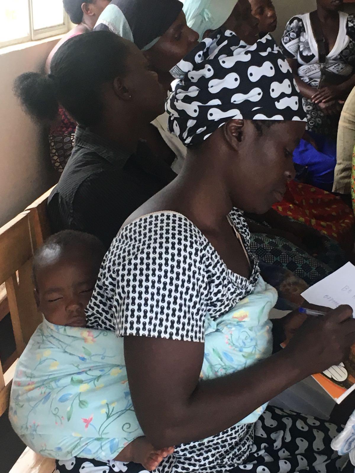 Progetto Rwanda, corso di Imprenditoria, 2018
