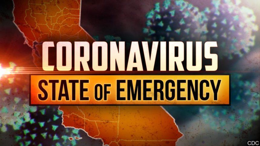 Coronavirus State of Emergency