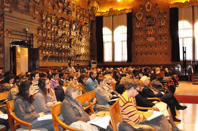 Giornata internazionale dei diritti umani 2010, Povertà estrema e diritti umani: i diritti del povero, Università di Padova, Palazzo del Bo, Aula Magna, 10 dicembre 2010.