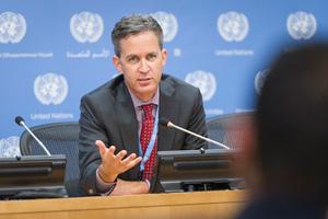 David Kaye - Relatore Speciale delle Nazioni Unite sul diritto alla libertà di opinione ed espressione