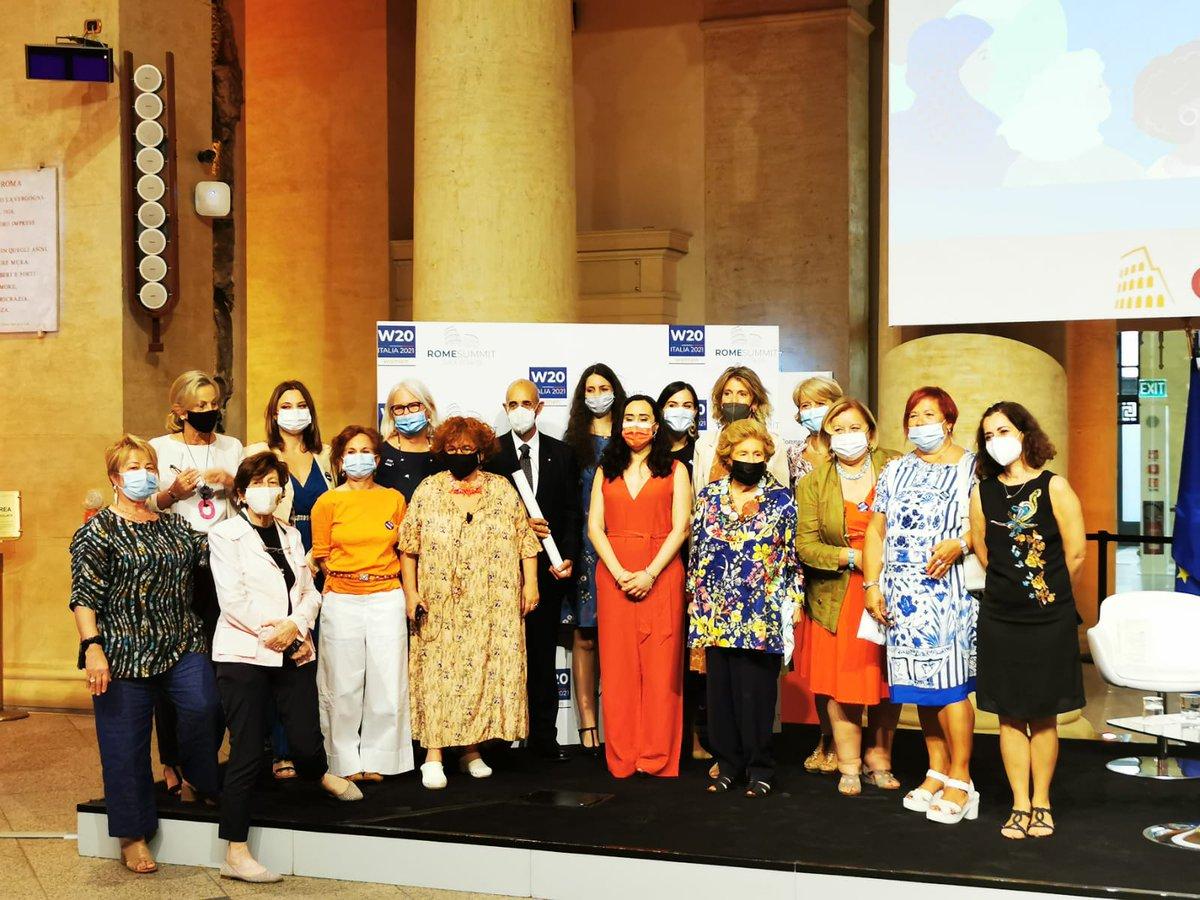 Women20 Italy - staff