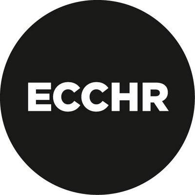 Centro europeo per i diritti costituzionali e umani, logo