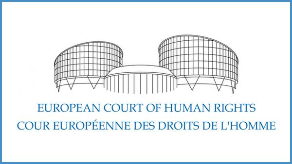 Logo Corte europea dei diritti umani