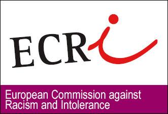 Logo Commissione Europea contro il Razzismo e l'Intolleranza - ECRI