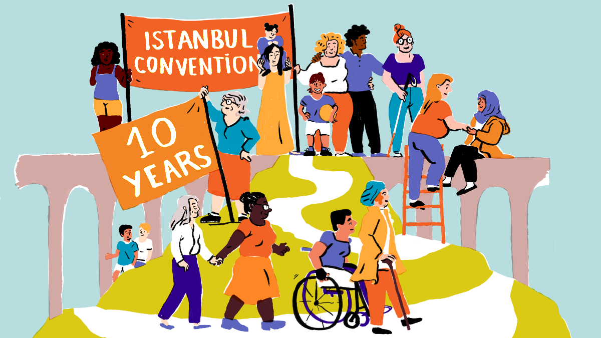 10 years of the Istanbul Convention