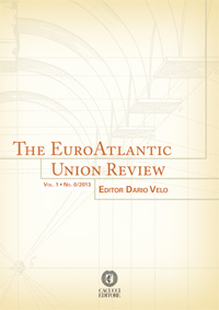 EuroAtlantic Union Review, cover, 2013