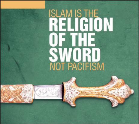 Dabiq #7, Islam Is the Religion of the Sword, Not Pacifism