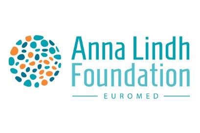 Logo Fondazione Anna Lindh per il dialogo tra le culture nell'area euromediterranea
