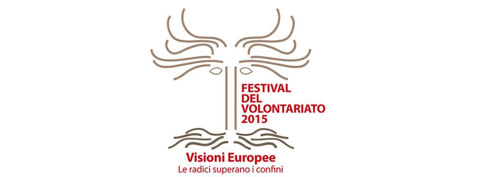Logo del Festival del Volontariato di Lucca 2015