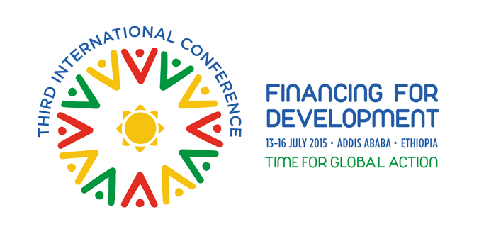 Third International Conference on Financing for Development, Addis Ababa, 13-16 July 2015 OFFICIAL LOGO