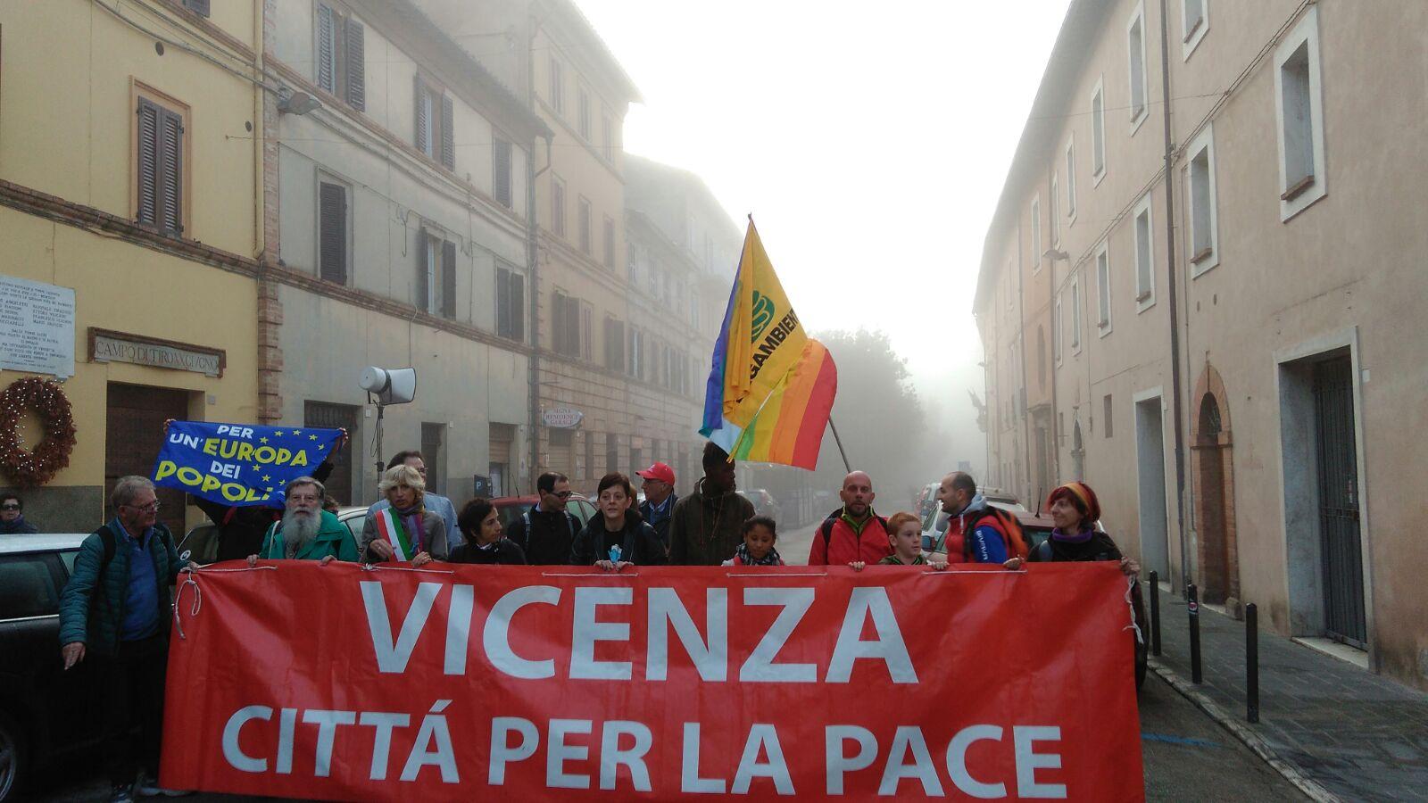 La Città di Vicenza inaugura a Palazzo Trissino il Forum per la Pace nel 25° anniversario della Casa per la Pace