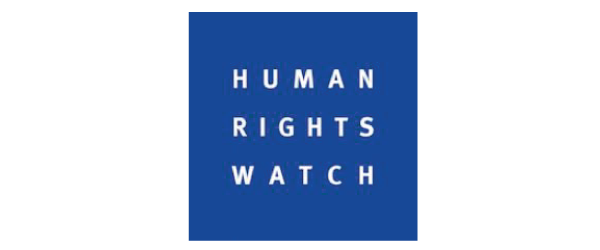 Logo Human Rights Watch -  HRW