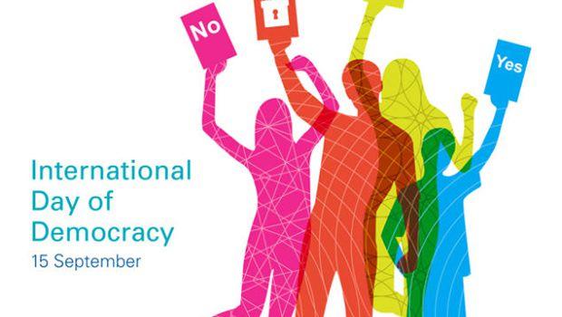 Giornata internazionale della democrazia