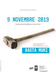 Giornata di mobilitazione contro tutti i muri, 9 novembre 2019