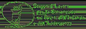 Logo Gruppo di lavoro per la Convenzione sui diritti dell'infanzia e dell'adolescenza