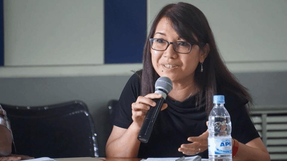 Khin Ohmar, attivista per la pace e la sicurezza del Myanmar