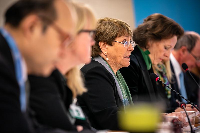 HCR43: Zoom su Michelle Bachelet