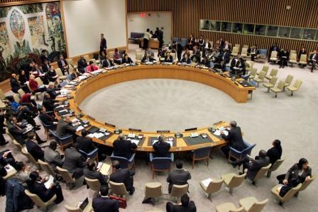 Panoramica sull'incontro del Consiglio di Sicurezza a NY.