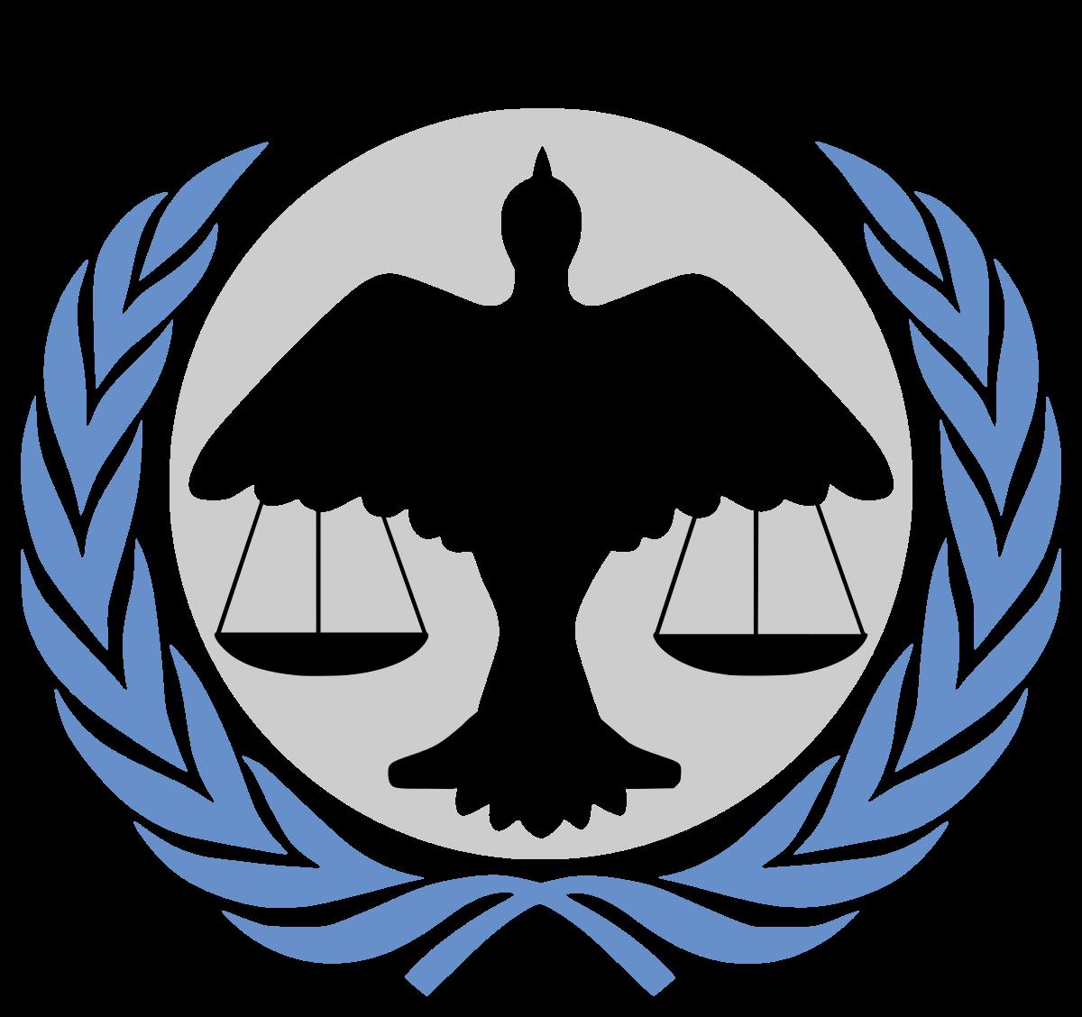 Logo Tribunale penale internazionale per il Ruanda - ICTR