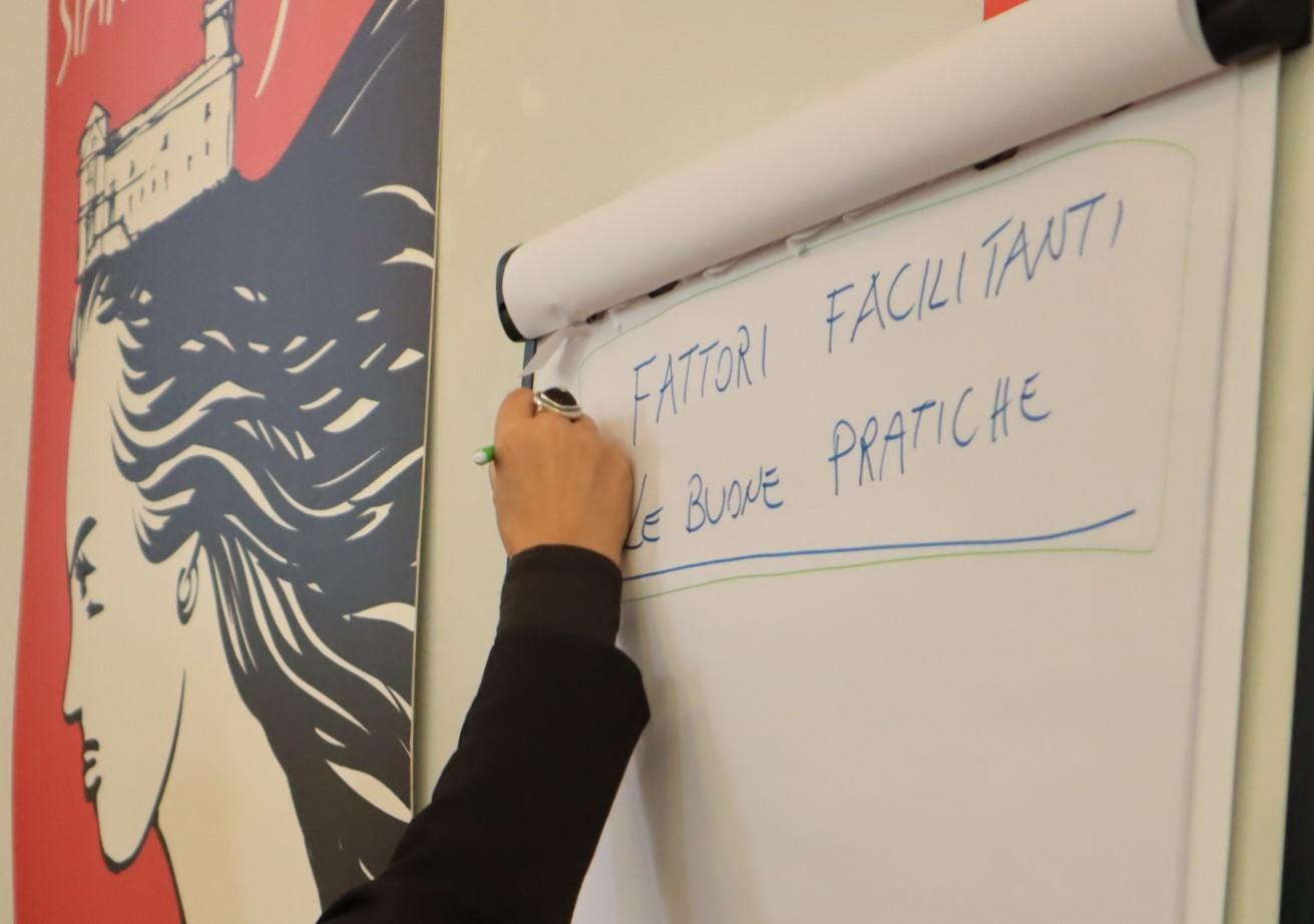 Scambio di buone pratiche della società civile italiana su Donne Pace e Sicurezza, settembre 2020