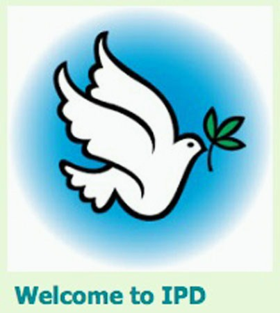 Logo dell'Institute for Peace and Dialogue