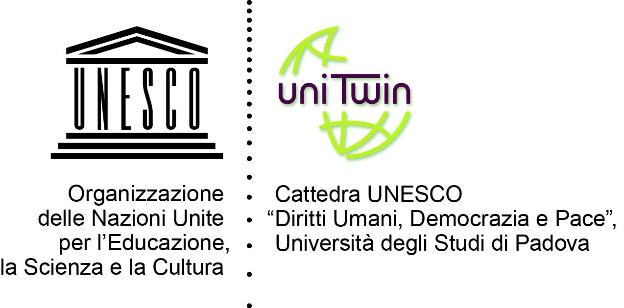 """Cattedra UNESCO """"Diritti umani, Democrazia e Pace"""", Università degli Studi di Padova"""
