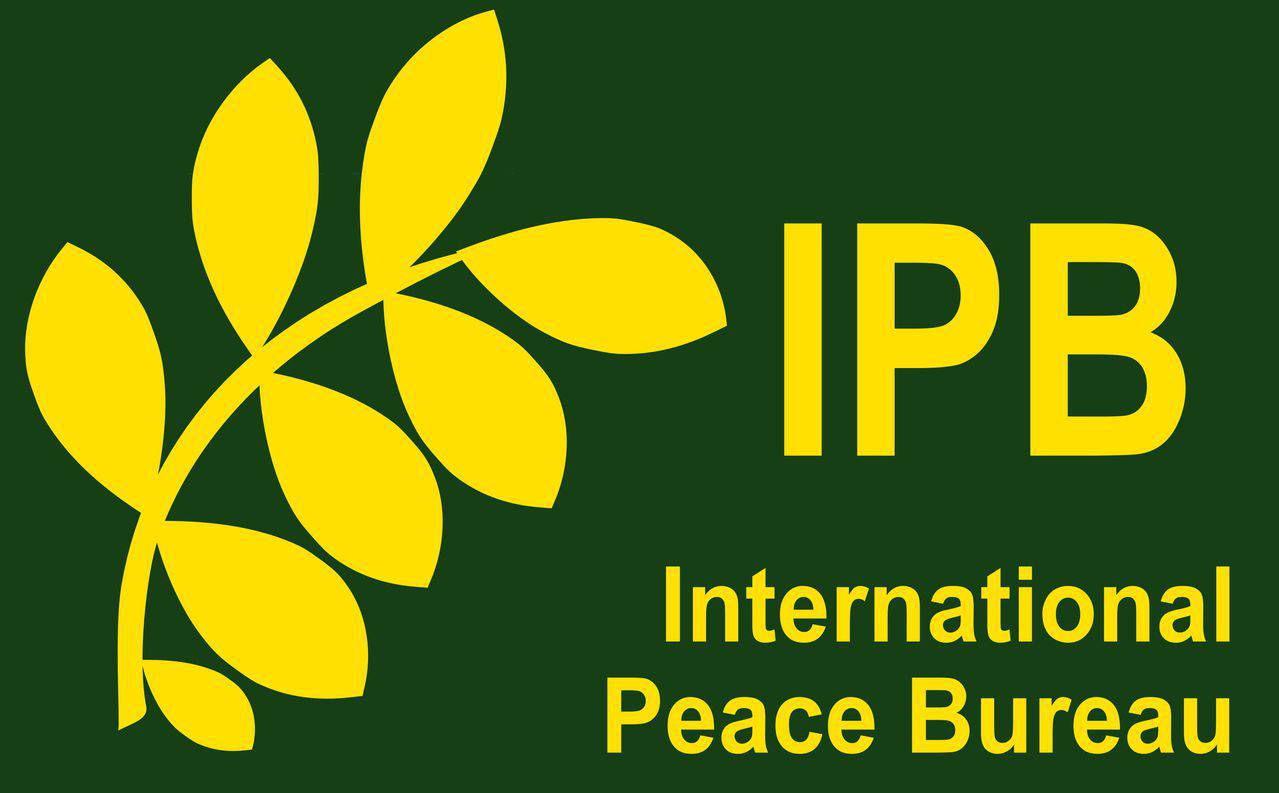 Logo International Peace Bureau