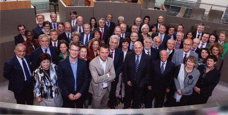 Difensori civici di vari paesi appartenenti alla rete europa degli Ombudsman