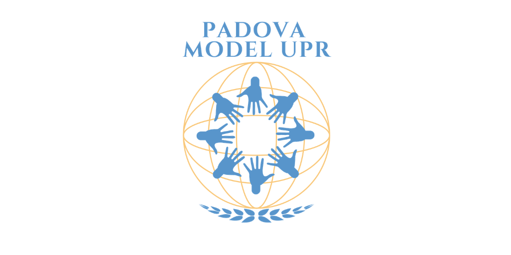 Padova Model UPR Logo Wide