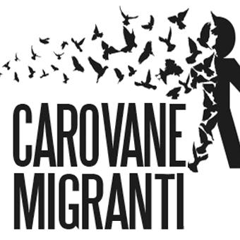 Logo Carovane Migrant