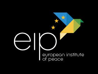 Logo dell'Istituto europeo per la pace