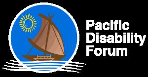 Logo Pacific Disability Forum