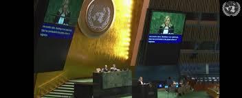 Mandela Peace Summit 2018, intervento di Mariangela Zappia, Rappresentante Permanente dell'Italia presso le Nazioni Unite a New York