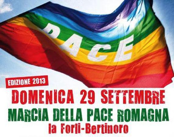 Marcia della Pace Romagna, 29 settembre 2013