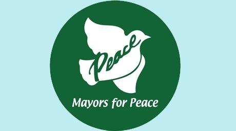 Logo Mayorsforpeace