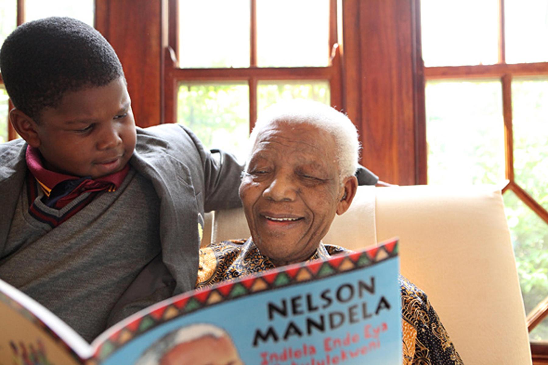 Nelson Mandela, 18 luglio giornatà i nternazionale Nelson Mandela