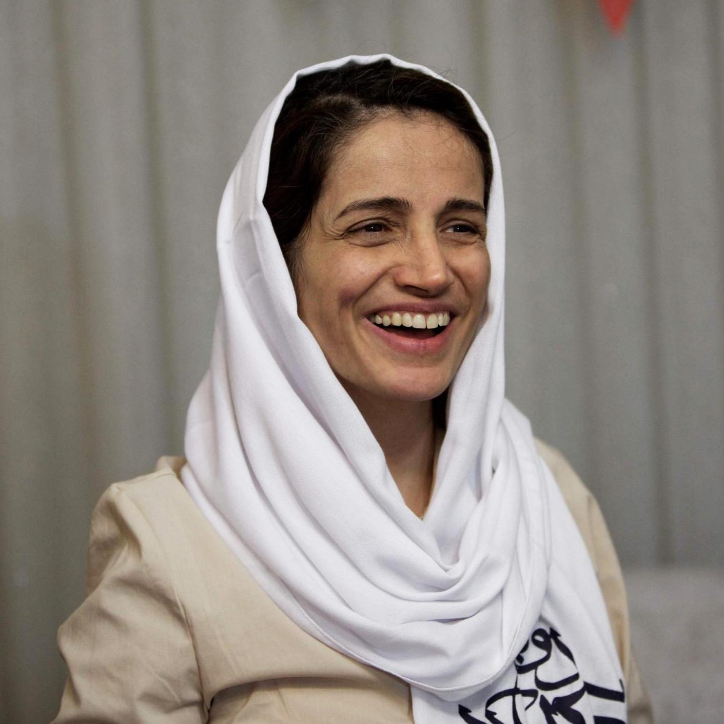 Per la libertà di Nasrin Sotoudeh. In difesa dei Difensori dei diritti umani in Iran, Comune di Padova, Sala Paladin, venerdì 31 maggio 2019 - ore 20,45